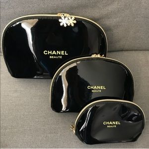 Chanel VIP Makeup Bags